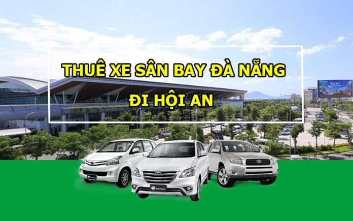Xe 4 chỗ đón tiễn sân bay Đà Nẵng chỉ còn 199K